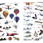 بخوان بدان بچسبان (پیشرفته) ماشین های پرواز - انتشارات پیام بهاران
