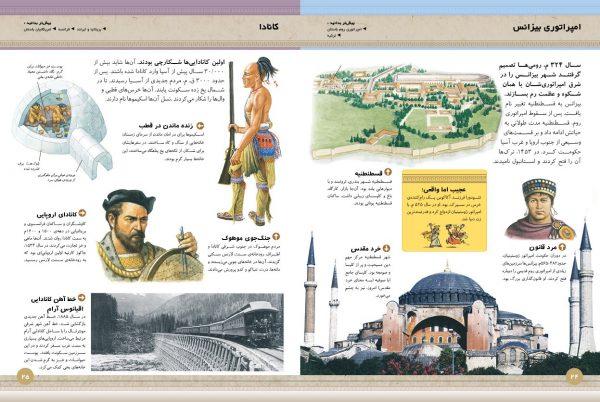 دایرةالمعارف مقدماتی تاریخ جهان - انتشارات پیام بهاران
