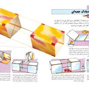 دایرةالمعارف هنرهای دستی (بادبادک سازی) - انتشارات پیام بهاران